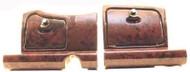 EZGO RXV Dash Regal Burl (2pc) Doors
