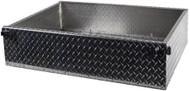 EZGO RXV Aluminum Cargo Box 2008-Up