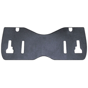 Club Car Precedent Front Seat Back Cover - For Cargo Boxes
