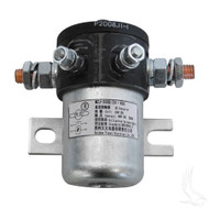 Universal 24 Volt 200 Amp Heavy Duty Solenoid - 4 Terminal