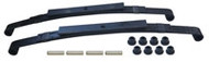 EZGO TXT Heavy Duty Rear Dual Action Leaf Spring Kit - 1994-Up