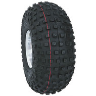 Duro Knobby, 22x11-8, 2 ply Golf Cart Tire
