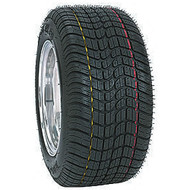 Duro DOT, 205/50-10, 4 ply Golf Cart Tire