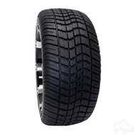 "14"" RHOX Low Profile, 225/30-14, 4 Ply DOT Golf Cart Tire"