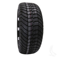 "14"" Achieva Low Profile, 205/40R-14, 4 Ply Radial DOT Golf Cart Tire"