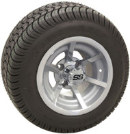 "10"" ITP G5 Evador, Machined Wheel and Low Profile Tire Combination"