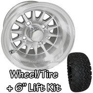 "10"" RHOX Phoenix Machined Wheel 