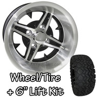 "12"" RHOX Impaler Machined Wheels 