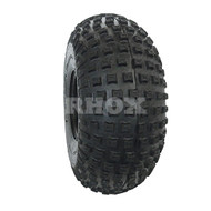 RHOX Knobby, 22x11-8 2 Ply Golf Cart Tire