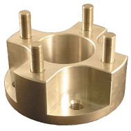 Wheel Spacer - 1.5 inch Stainless Steel