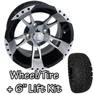 "12"" RHOX RX210 Machined Wheels 