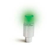 LED Light Up Valve Stems - Green