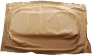 EZGO TXT Front Seat Cover - Tan Seat Bottom