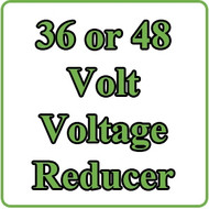 36 and 48 Volt Voltage Reducer Installation Video
