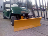 Yamaha G14-G22  Golf Cart Snow Plow
