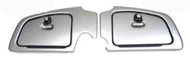 Yamaha Drive Dash Turned Titanium (2 pc)