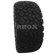 "14"" RHOX Mojave II, 22x10-14, 4 Ply Golf Cart Tire"