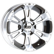 "12"" ITP SS112 Machined Golf Cart Wheel"