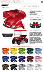 "EZGO TXT ""Titan"" Body Kit"