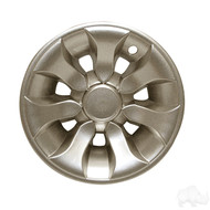 "8"" RHOX  Driver Golf Cart Wheel Cover In Sand"