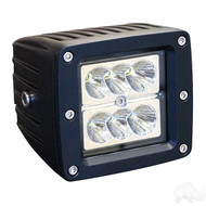 RHOX Universal Golf Cart LED Utility Spotlight - 1500 Lumen