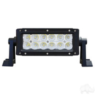 RHOX Universal Golf Cart LED Utility Light Bar With Combo Flood/Spot Beam