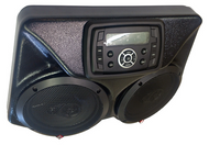 Drive Unlimited X3 Bluetooth Overhead Stereo System