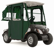 "Yamaha Drive 2 ""DOOR-LUX"" 3-Sided Sunbrella Golf Cart Enclosure (Choose Color)"