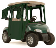 "EZGO RXV ""DOOR-LUX"" 3-Sided Sunbrella Golf Cart Enclosure (Choose Color)"