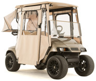 "EZGO TXT""DOOR-LUX"" 3-Sided Sunbrella Enclosure (Choose Color)"
