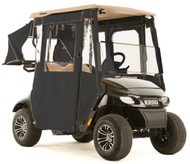 "EZGO TXT48 ""DOOR-LUX"" 3-Sided Sunbrella Golf Cart Enclosure (Choose Color)"
