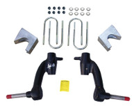 "Jakes 6"" Spindle Lift Kit for EZGO RXV Electric 2014-Up"