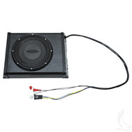 "Jensen 8"" 200 Watt Marine Powered Subwoofer"