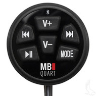 MB Quart, Waterproof Wired Bluetooth Preamp Controller