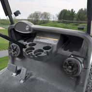 Speaker Pod, SET OF 2, Black ABS, E-Z-Go RXV 08+