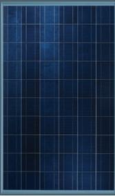 Himin Clean Energy HG-245P 245 Watt Solar Panel Module (Discontinued)