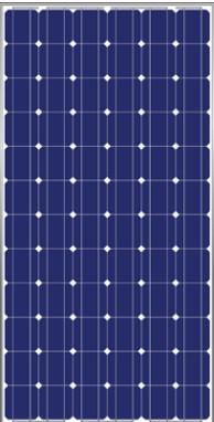 JA Solar JAM5(L)-72-190/SI 190 Watt Solar Panel Module image