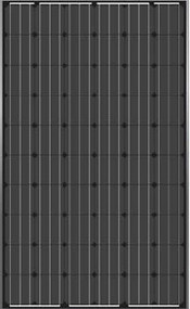 JA Solar JAM6(BK)-60-260/SI 260 Watt Solar Panel Module image