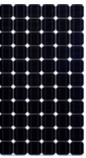 Jetion JT180SAb 180 Watt Solar Panel Module (Discontinued) image