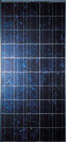 Mitsubishi PV-MF EC4 120 Watt Solar Panel Module image