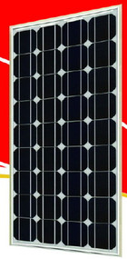 Sunrise SR-M536 100 Watt Solar Panel Module image