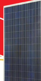 Sunrise SR-P672 265 Watt Solar Panel Module image