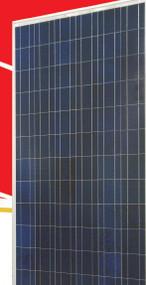 Sunrise SR-P672 295 Watt Solar Panel Module image