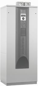 Alpha Innotec SWC80 Geothermal Heat Pump