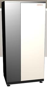 Lampoassa V7 7kW Geothermal Heat Pump