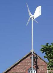 Ampair 600-24V 600W Wind Turbine