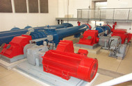 Cink Hydro Energy Crossflow Hydro Turbine Image