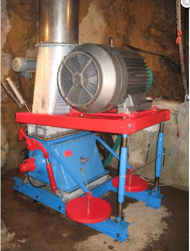 JLA & Co sprl JLA29 Hydro Turbine Image