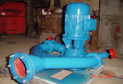 Powerpal MHG-T1 1kW Hydro Turbine Image