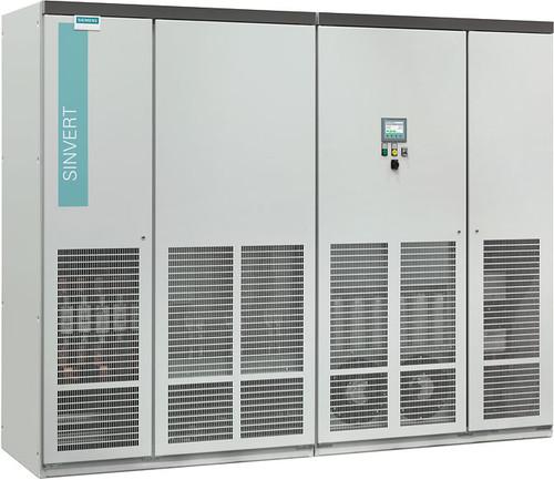 Siemens Sinvert Pvs 500kw Power Inverter